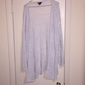 H&M Open Front Knit Sweater